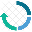 Reload Communication Creative Icon