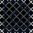 File Reload Refresh Icon