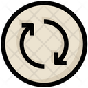Social Reload Refresh Icon