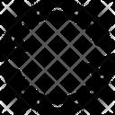 Connection Arrow Data Icon