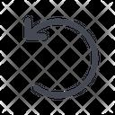 Reload Refresh Undo Icon