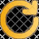 Sign Arrow Sync Icon