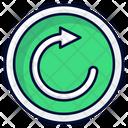 Reload Redo Repeat Icon