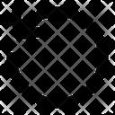 Arrow Circular Arrow Arrows Icon