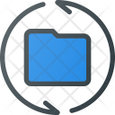 Reload Refresh Directory Icon