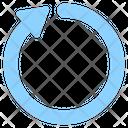 Reload Arrow Loop Arrow Arrow Icon