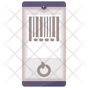 Barcode Payment Scan Icon