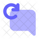 Reload-chat Icon
