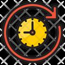 Reload Clock Icon