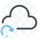 Reload Cloud Icon