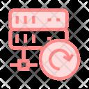 Reload Refresh Datacenter Icon