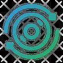 Backup Scan Restore Icon