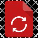 Reload File Sheet Icon