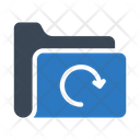 Reload Folder Refresh Icon
