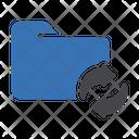 Folder Files Transfer Icon