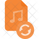 Reload Audio File Icon