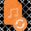 Reload music file Icon