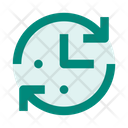 Time Refresh Icon