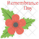 Remembrance Day Celebration Icon