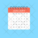 Reminder Calendar Events Icon