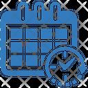 Schedule Calendar Event Icon