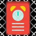 Reminder Clock Timer Icon
