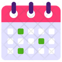 Event Calendar Party Reminder Event Planner Icon