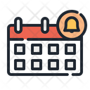 Reminder Calendar Notifications Icon