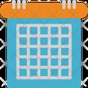 Schedule Calendar Reminder Icon