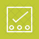 Reminders Checklist List Icon
