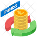 Remittance Of Funds Payment Fee Money Settlement Icon