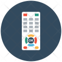 Remote Control Tv Icon