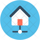 Remote Network Networking Icon