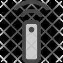Remote Control Signal Icon