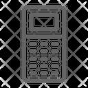 Remote Smart Home Icon
