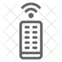 Remote Control Technology Icon