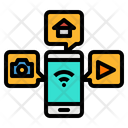 Remote Camera Shutter Icon