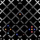 Remote Far Distant Icon