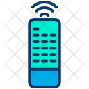 Smart Remote Automation Internet Of Things Icon
