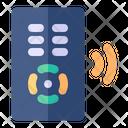 Remote Control Setting Icon