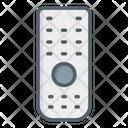 Remote Control Television Icon