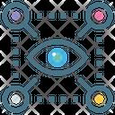 Control Monitor Vision Icon