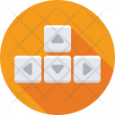 Remote Buttons Icon