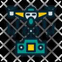 Remote Control Drone Remote Drone Controller Icon