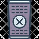 Remote Control Technology Television Icon