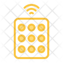 Remote Control Camera Laptop Icon