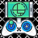 Remote Control Mobile Icon