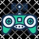 Button Remote Control Game Icon