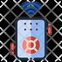 Remote Control Automation Icon