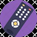 Remote Control Electronic Icon